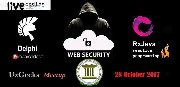 UZGeeks October2017 MeetUp