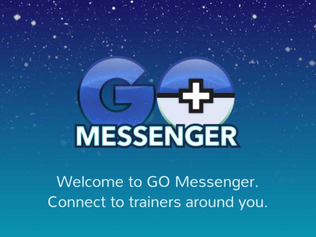 """Android uchun """"Messenger for Pokemon GO"""" o'yin vaqtidagi muloqot uchun!"""