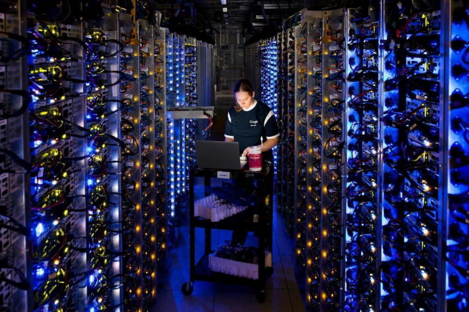 Google 600 million AQSH dollar qiymatga ega datamarkaz ochdi