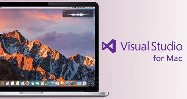 Endi Visual Studio Mac uchun!