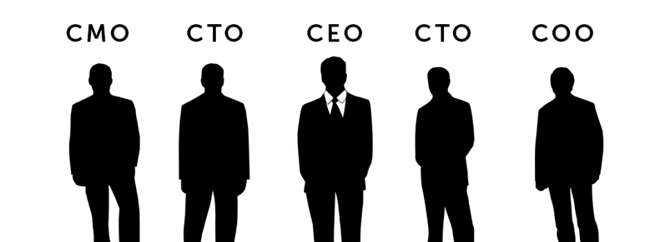 CEO. CTO. CMO. CIO ...
