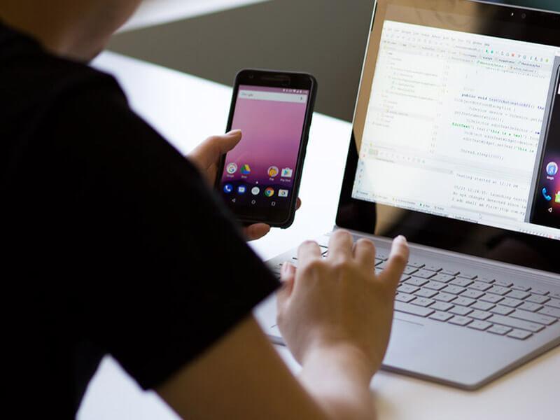 WiFi orqali telefonni ADBga ulashni avtomatlashtirish