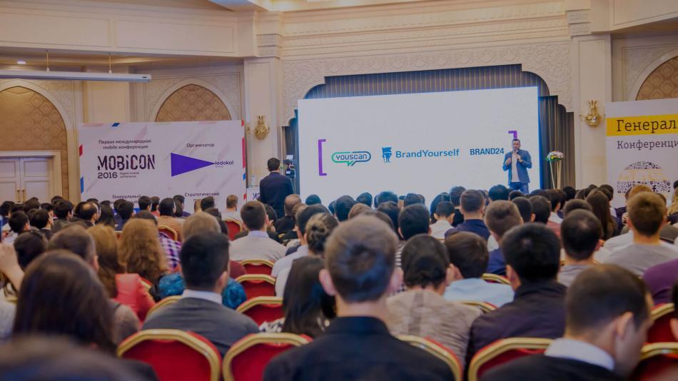 Mobicon 2017 - mobil texnologiyalar va marketing konferensiyasi