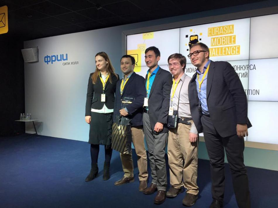 O'zbekistonning Stolik startapi Eurasia Mobile Challenge g'oliblari uchligiga kirdi