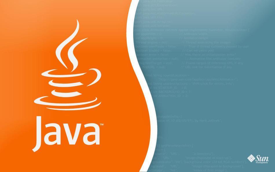 1-dars - Java nima?