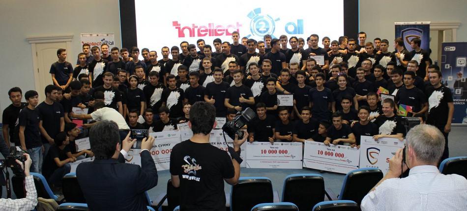 Cyber Security Challenge Uzbekistan va Intellect2All tanlovlari g'oliblari taqdirlandi.