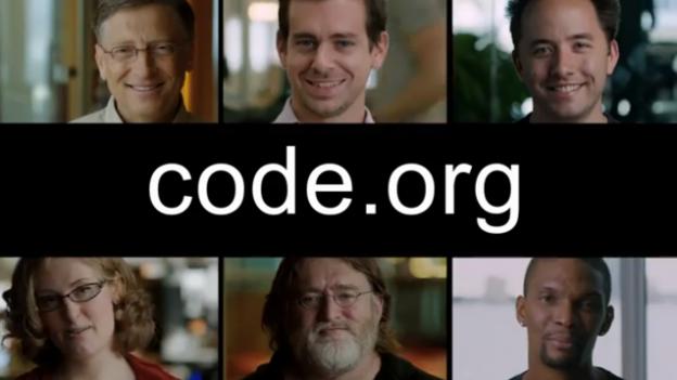 Code.org: dasturlashni o'rganamiz