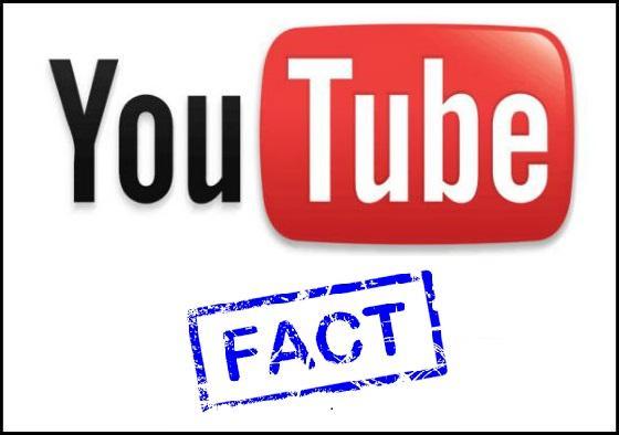 YouTube haqida 21 fakt!