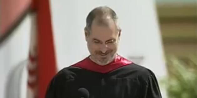Stiv Jobs va uning uch hikoyasi