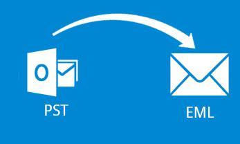 PST formatdan EML formatga konvert qilish