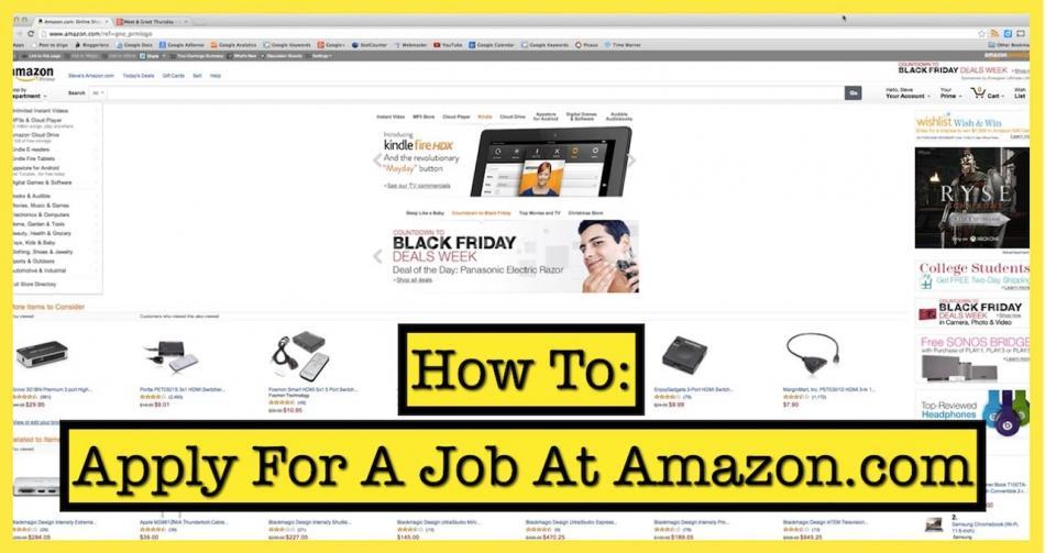 Amazon intervyusiga qanday tayyorlangadim?