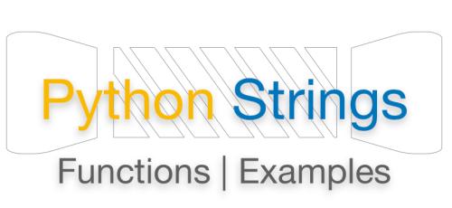 Python da qatorlar bilan ishlash va qatorlarni formatlashni o'rganamiz