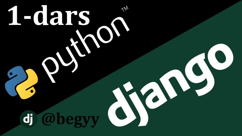 Django restframework API Blog #1