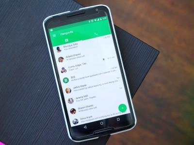 """""""Hangouts""""ning Android talqinida video yuborish imkoniyati paydo bo'ldi"""